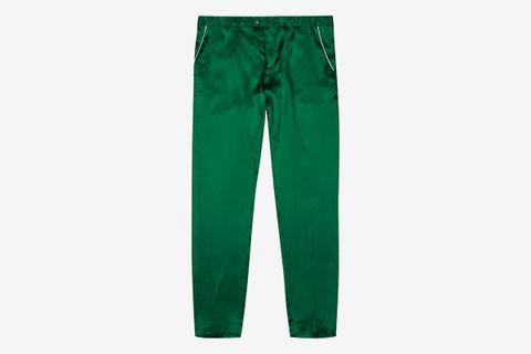 Soirée Silk Trousers