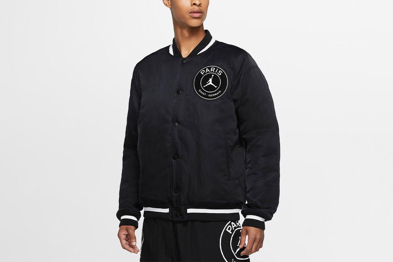 Paris Saint Germain Varsity Jacket