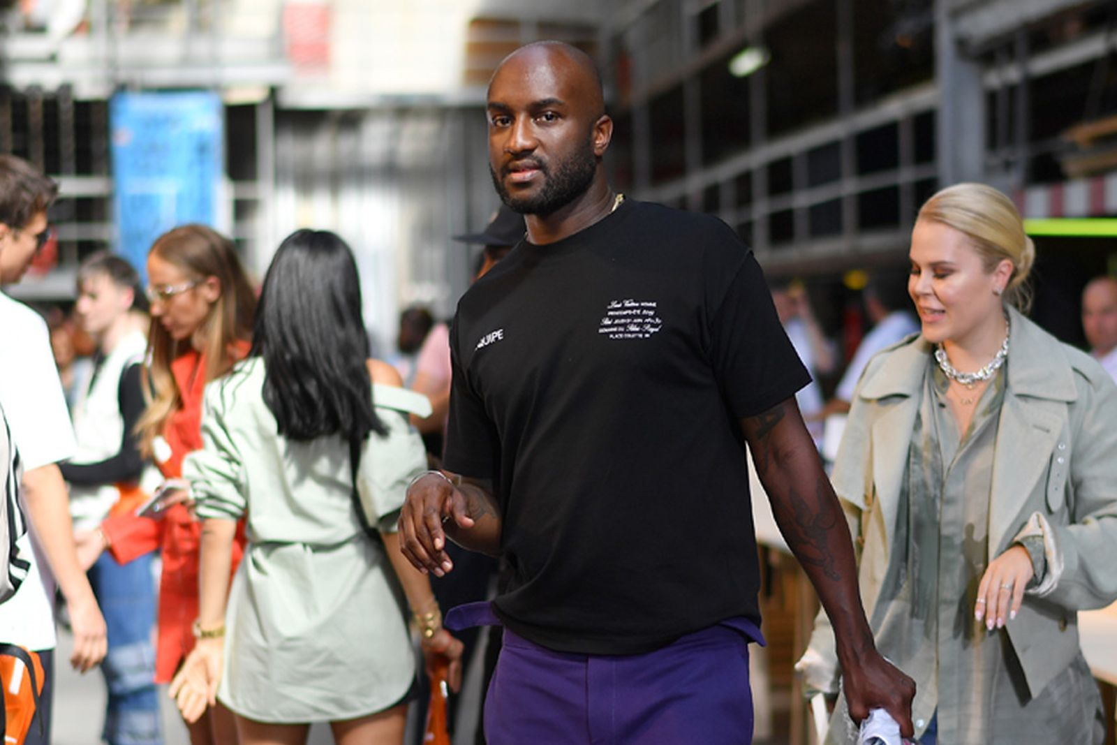 virgil abloh don c sneakers Louis Vuitton OFF-WHITE c/o Virgil Abloh rumors