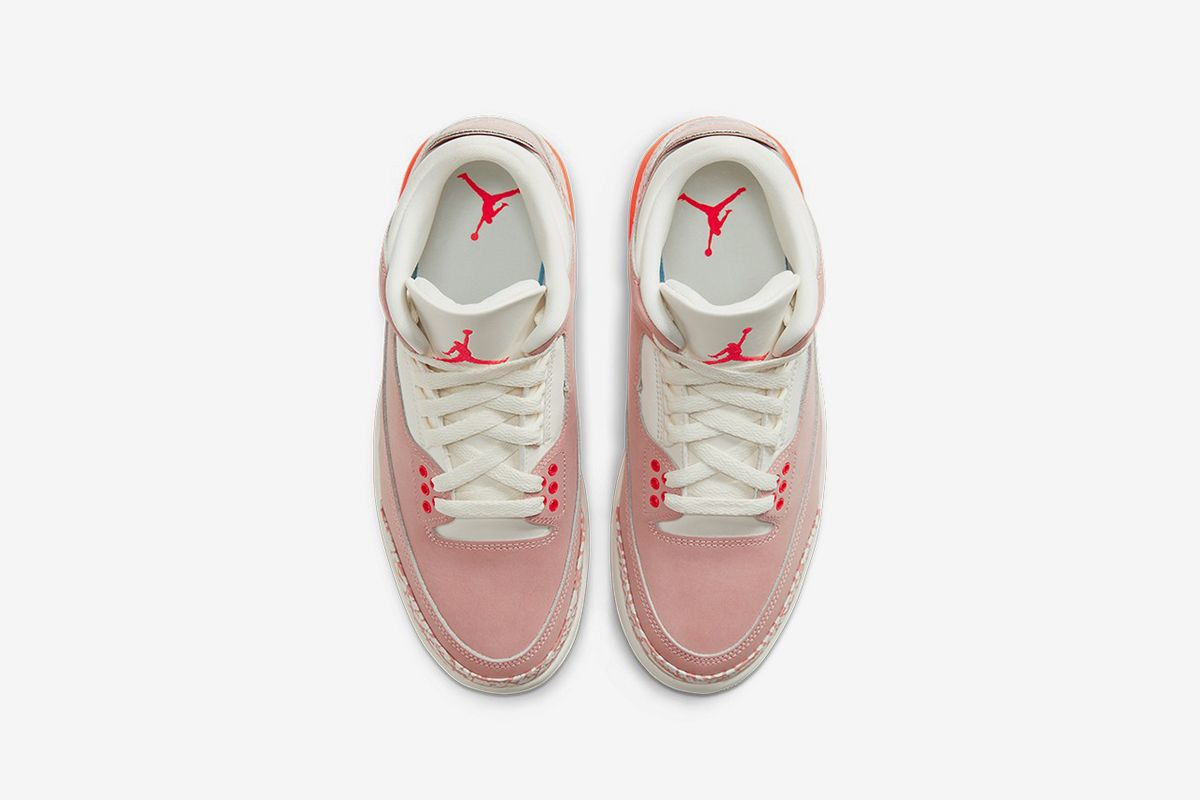 The Air Jordan 3 Is Pretty in Pink & Other Sneaker News Worth a Read 51