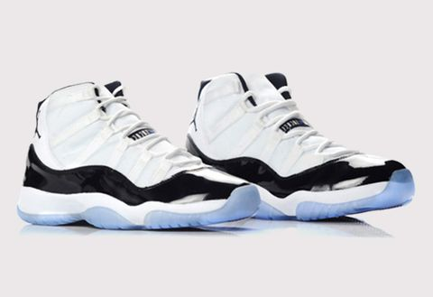 0231e2877e6 First releasing in 1995, Jordan Brand is bringing back the iconic Air Jordan  11 'Concord'. After being retroed for the first time in 2000, the sneaker  is ...