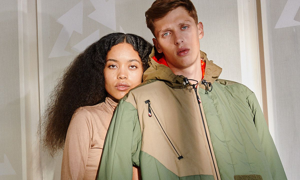 Moncler Grenoble's New Lookbook Shows Alpine Classics Made From Recycled Fabrics