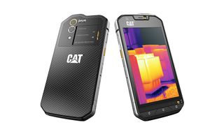 Caterpillar Unveils New S60 Smartphone With Built-In FLIR Thermal Imaging