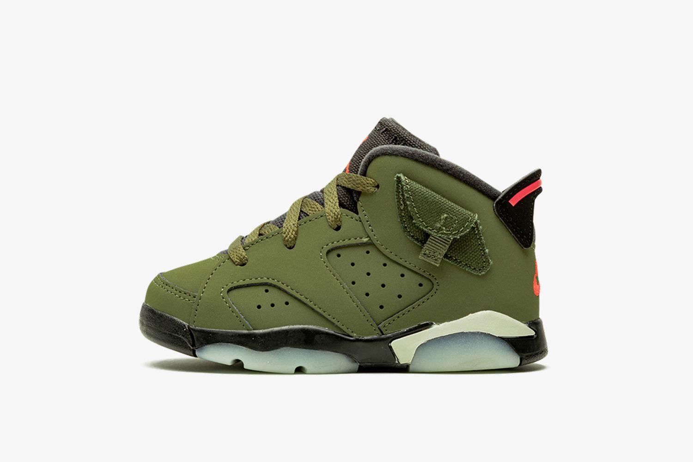 Air Jordan 6 Toddler