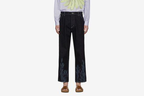 'Le De Nimes' Jeans