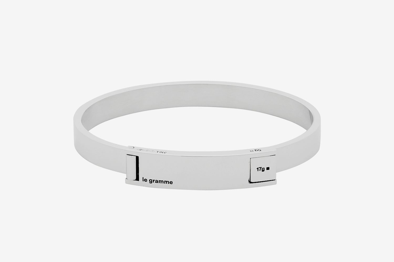Le 21 Grammes Ribbon Bracelet
