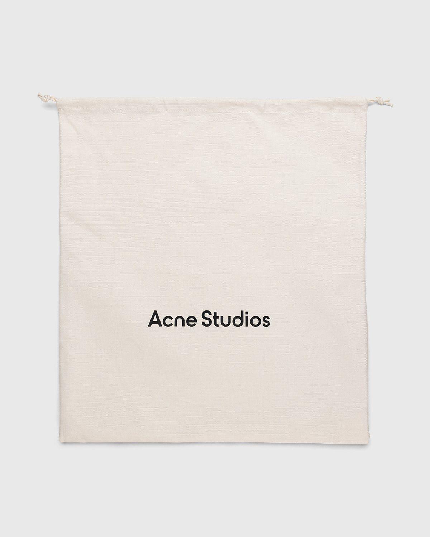 Acne Studios – Mini Tote Bag Brown - Image 6