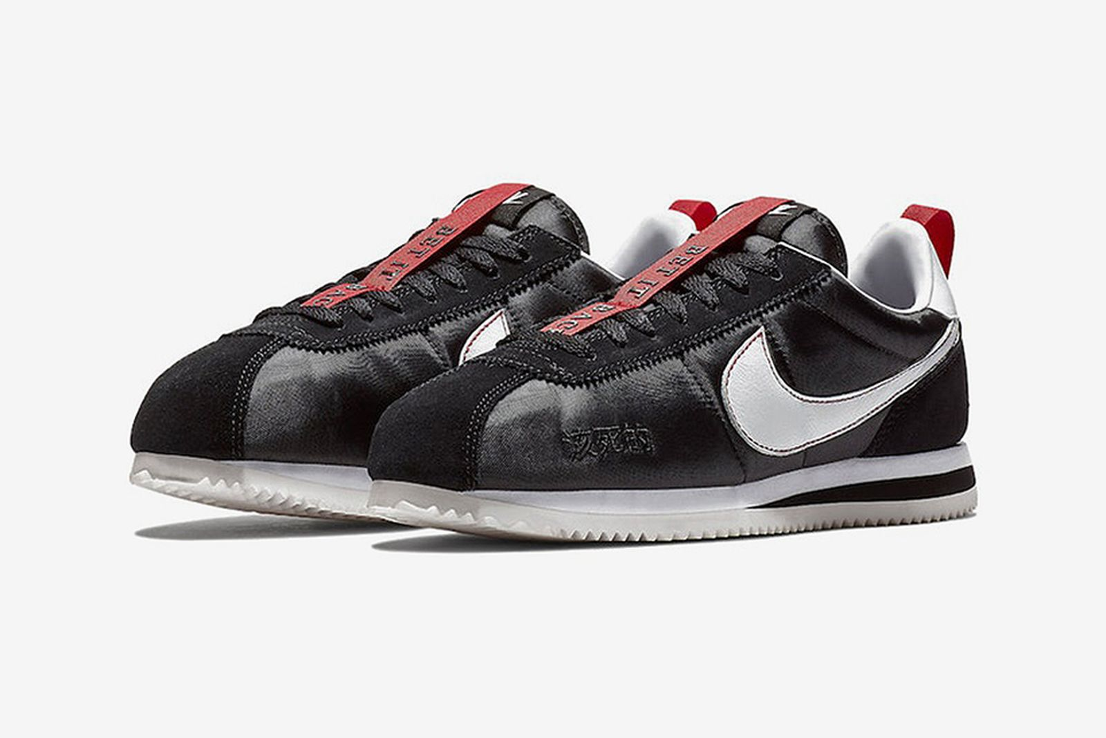 kendrick lamar nike cortez black release date price official images TDE