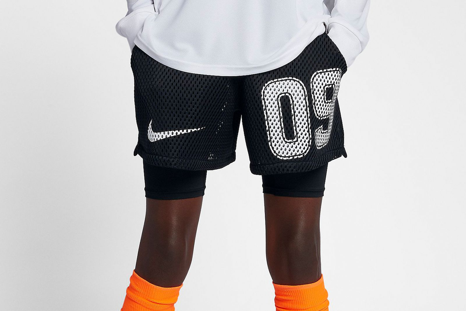 shorts home 2018 FIFA World Cup Nike OFF-WHITE c/o Virgil Abloh