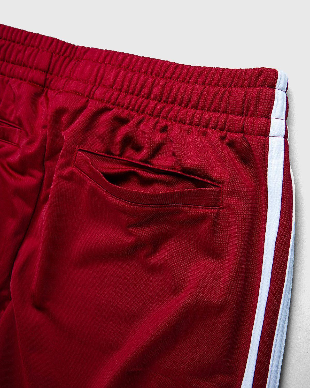 adidas Originals x Human Made — Firebird Track Pants Burgundy - Image 4