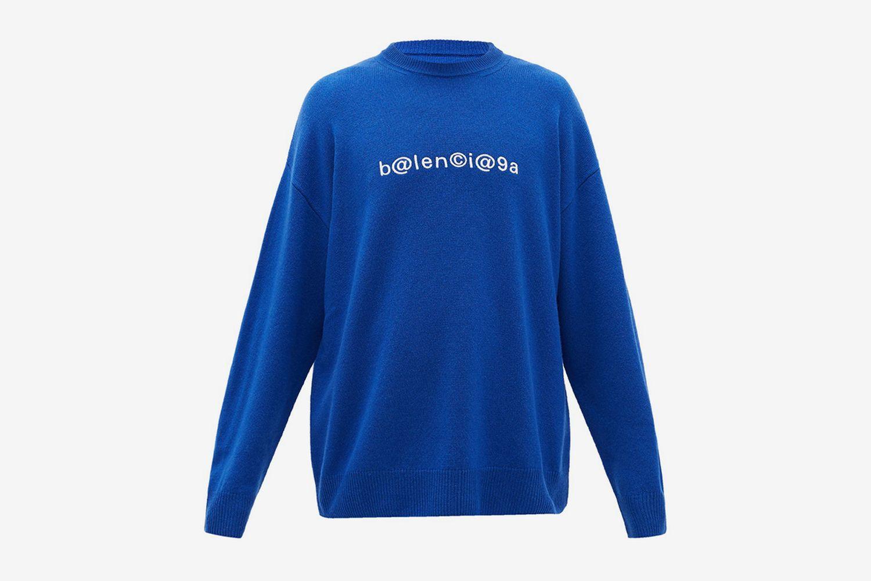 Symbolic Wool-Blend Sweater
