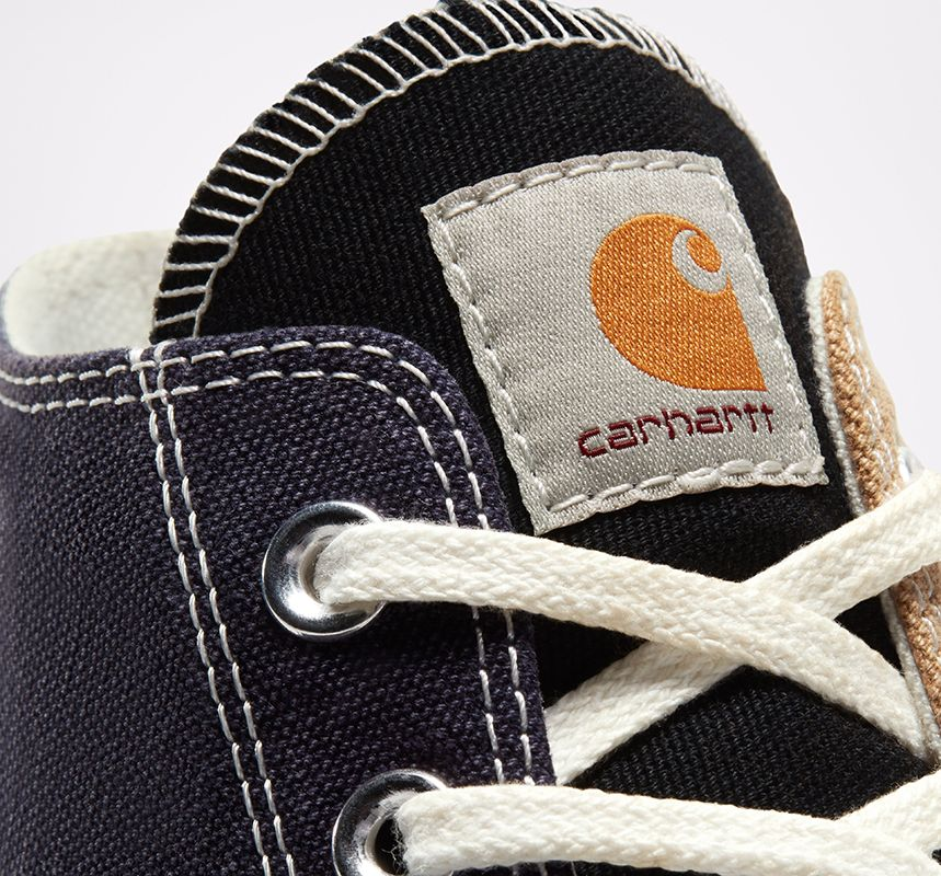These Converse Chuck 70s Are Made From Vintage Carhartt Garments 20