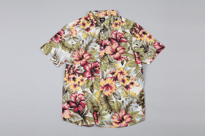 Island Flower Shirt