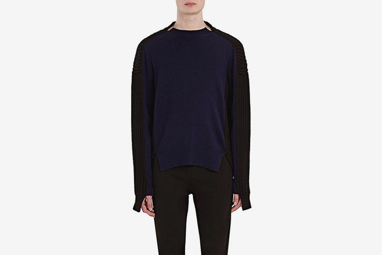 Cashmere Fisherman Sweater