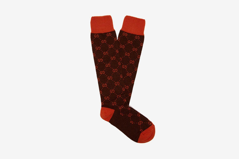 GG Alpaca-Blend Socks