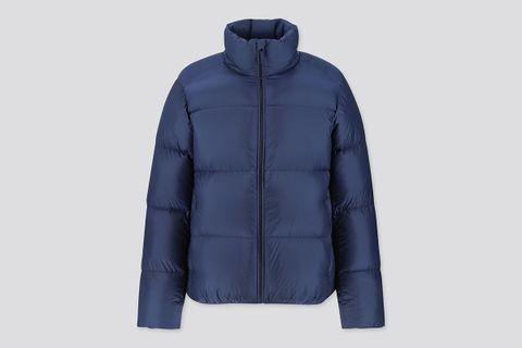 Ultra Light Down Puffer Jacket