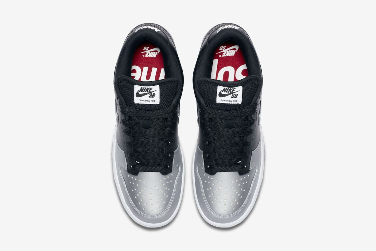 Supreme Nike Sb Dunk Low Official Images