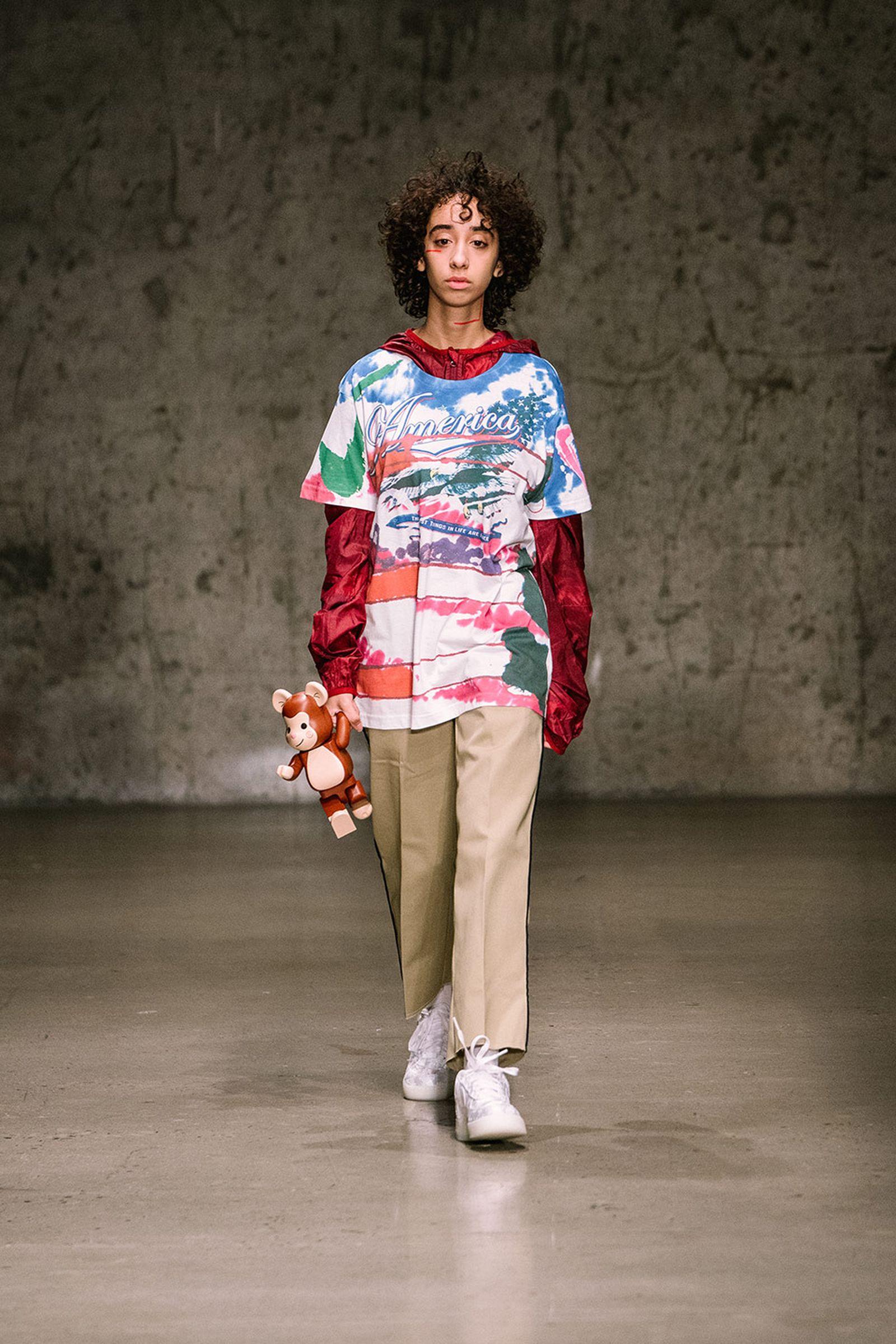 Clot Fall Winter 2018 Highsnobiety edison chen kevin poon new york fashion week