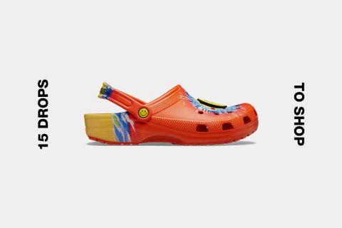 chinatown market crocs best drops buy Chinatown Market x Crocs Clarks Originals x Wu Wear Wallabee Gucci