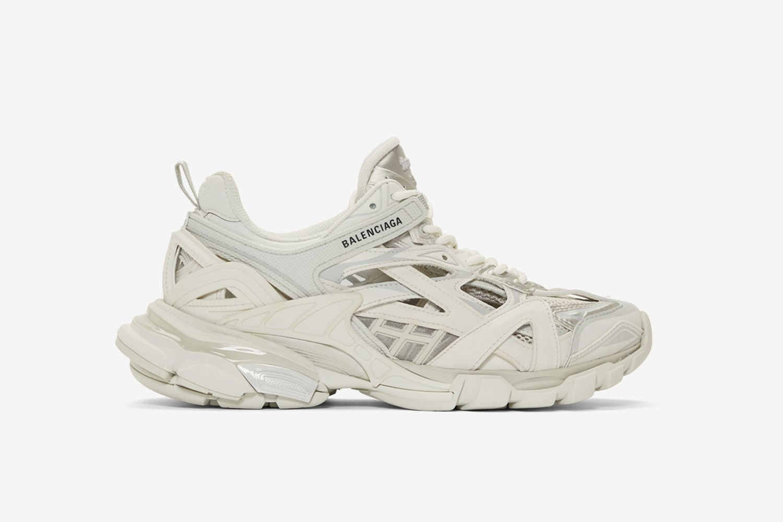 Track.2 Open Sneakers