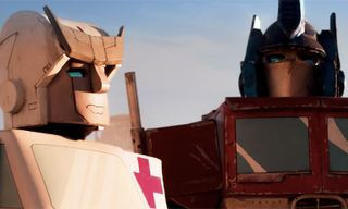 This Cosplayer-Made 'Transformers' Movie Is Pure Genius