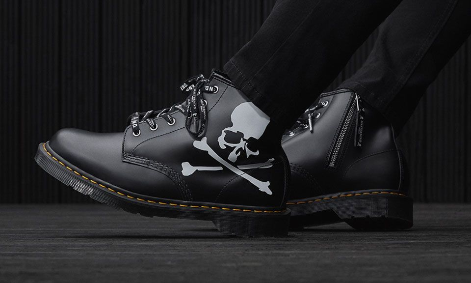 fea8d233fb5f0 END. Clothing x MASTERMIND x Dr. Martens 101  Release Date   Info