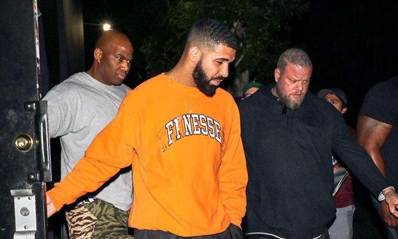 Drake Sweater Sweatshirt