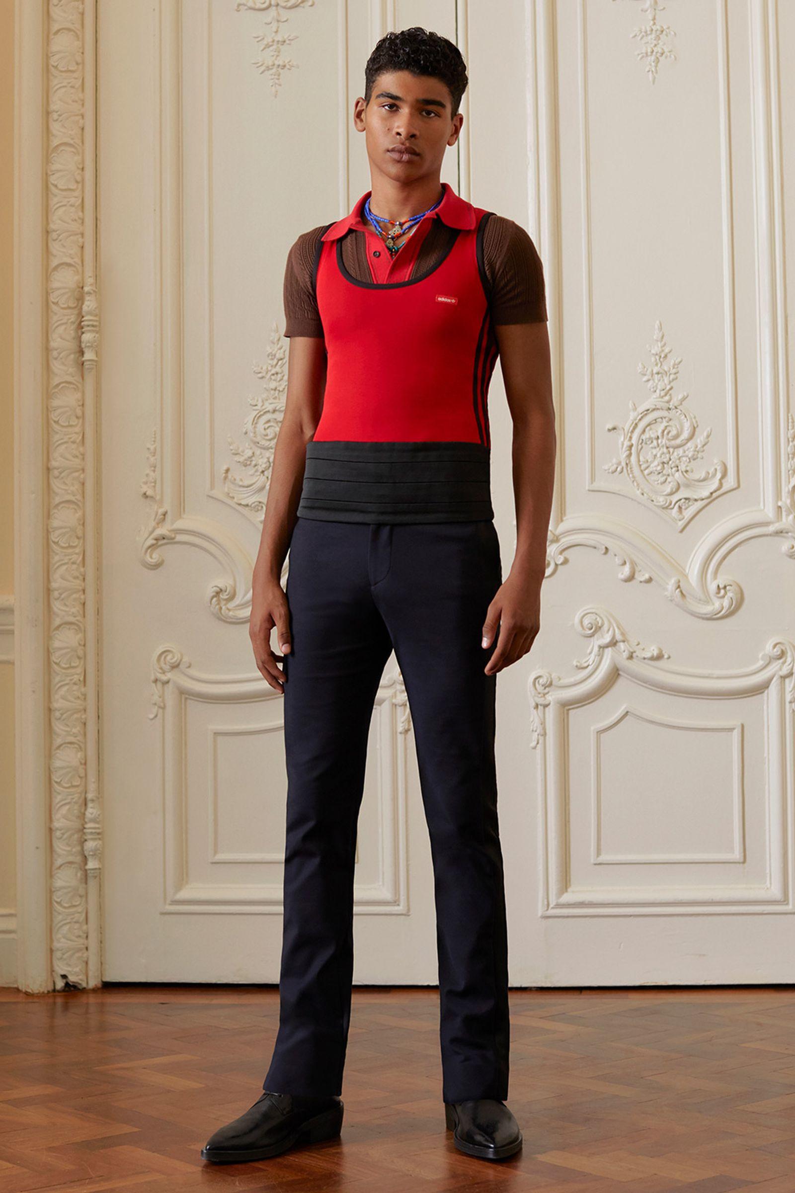wales bonner ss20 mambo collection adidas orginals