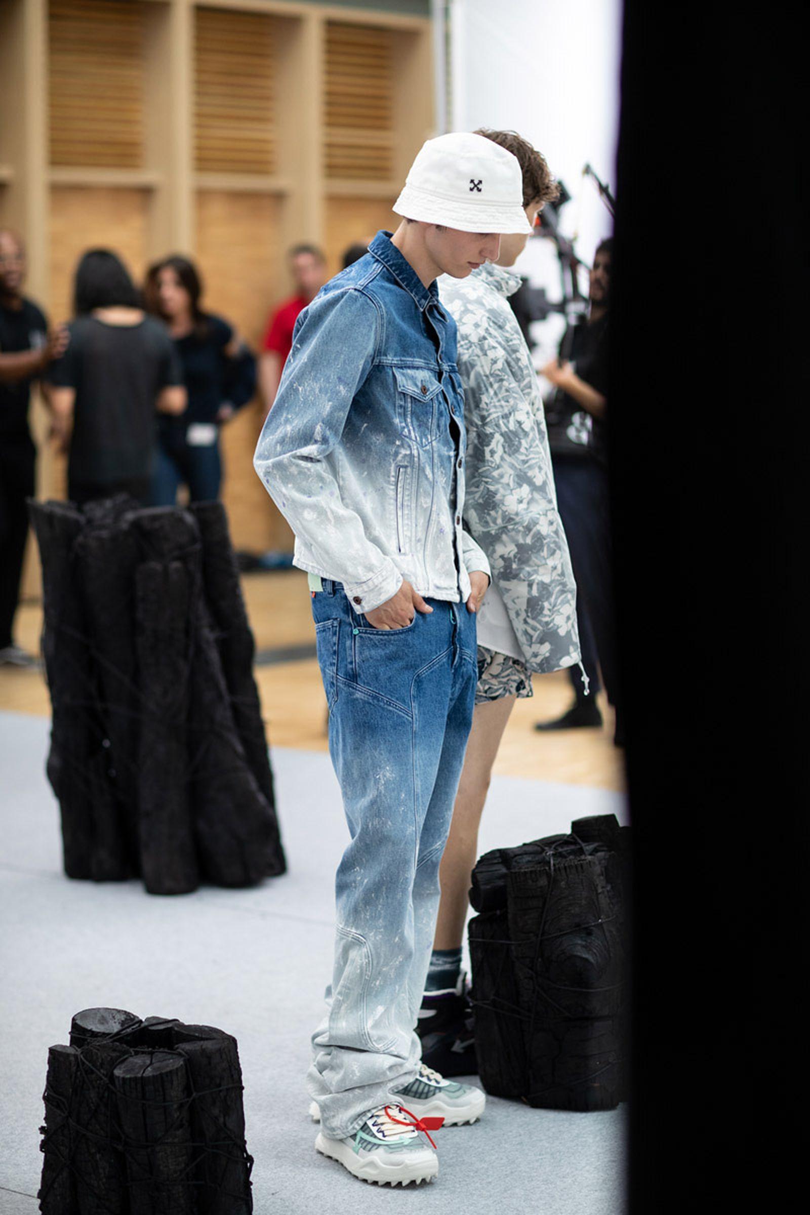 MSS20 Paris OffWhite EvaAlDesnudo ForWeb 12 paris fashion week runway
