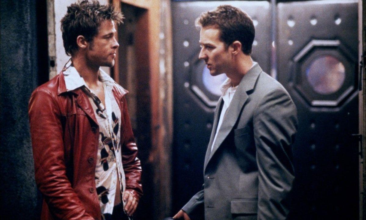 How to Nail Brad Pitt's 'Fight Club' Tyler Durden Drip