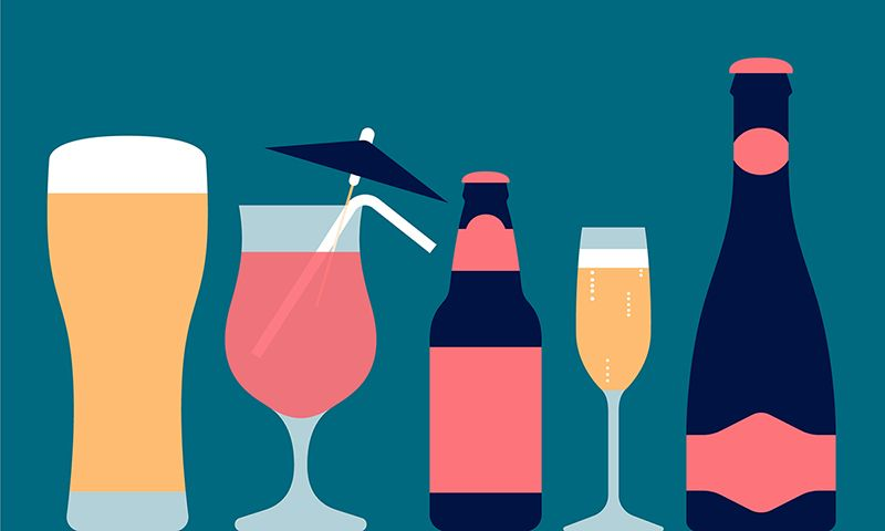 How to Drink Alcohol Without Getting Sleepy, Trashed or Sick
