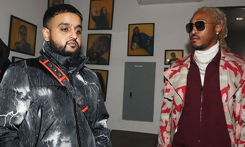 """NAV Connects With Future on """"Amazing"""" From the Deluxe Edition of 'Bad Habits'"""