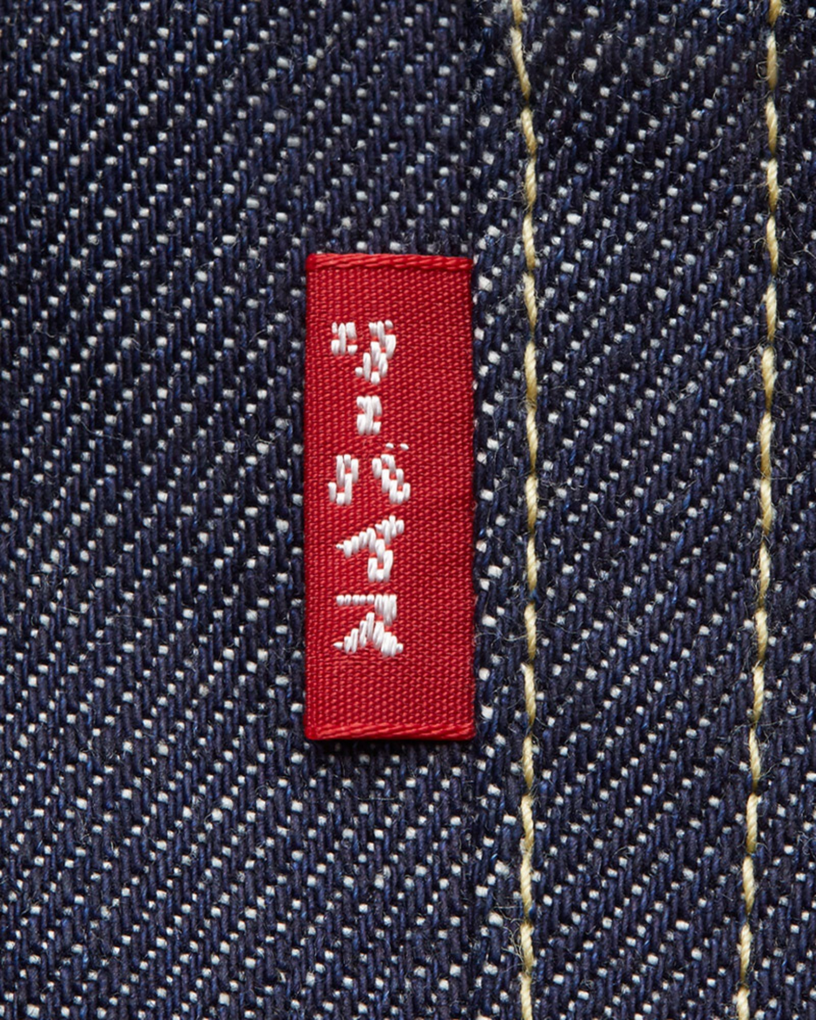 Levi's Vintage Clothing 1966 'Japan' 501 jeans red tab