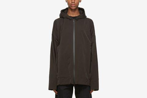 Packable Nylon Jacket
