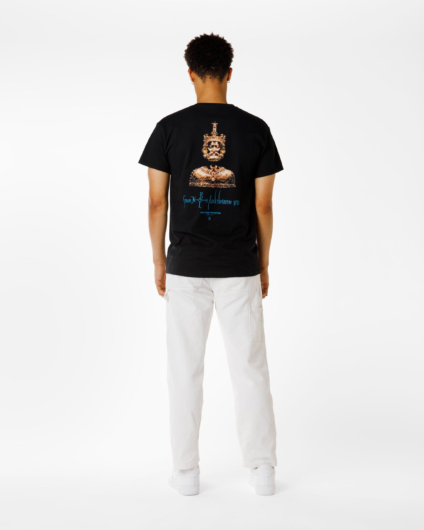 BEINGHUNTED. AS Charlemagne T-Shirt - Image 6