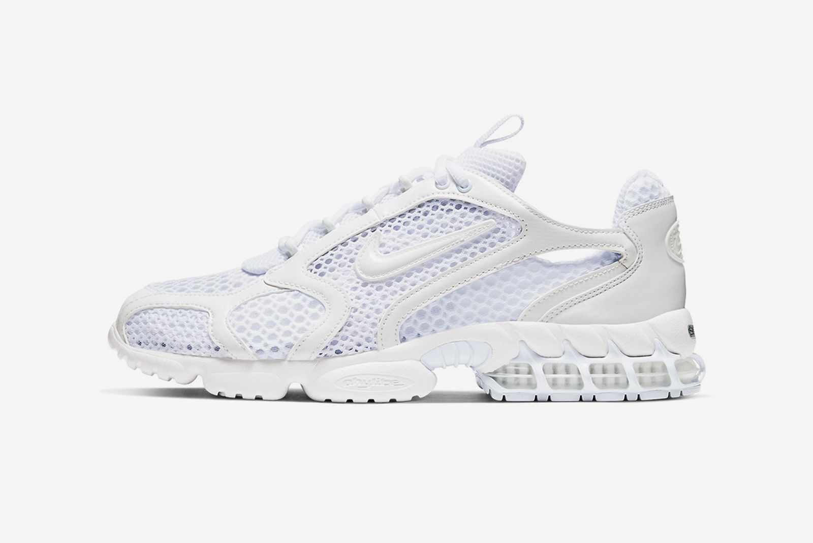 Nike Air Zoom Spiridon Cage 2 Triple White