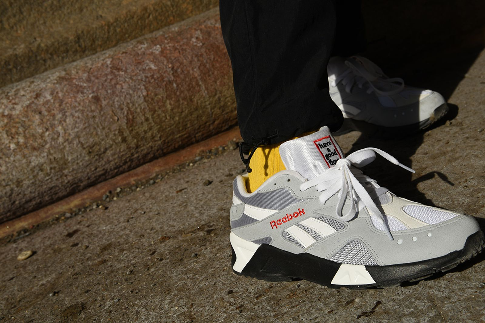 have good a time reebok aztrek og release date price have a good time