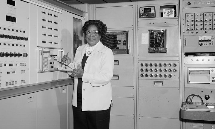 Mary Jackson NASA