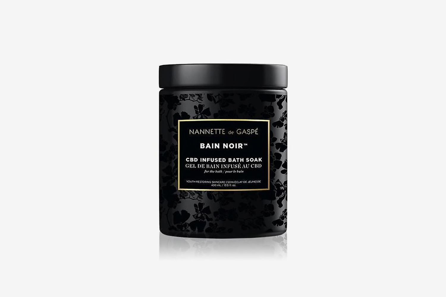 Bain Noir CBD Infused Bath Soak