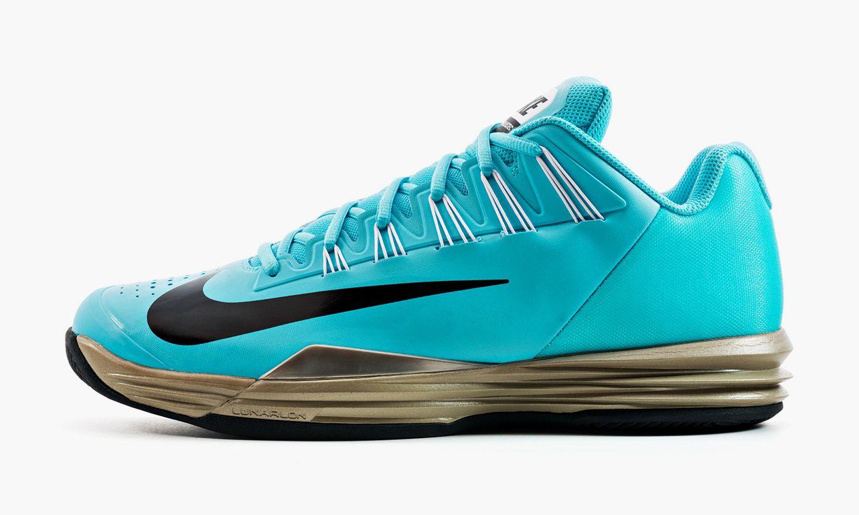 "premium selection c5873 0c6b4 Nike Lunar Ballistec ""Polarized Blue"""