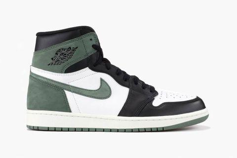 Air Jordan 1 Retro High Clay Green