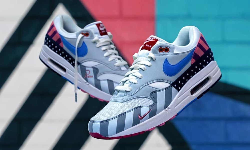 Parra x Nike Air Max 1 & More of the Best Instagram Sneakers
