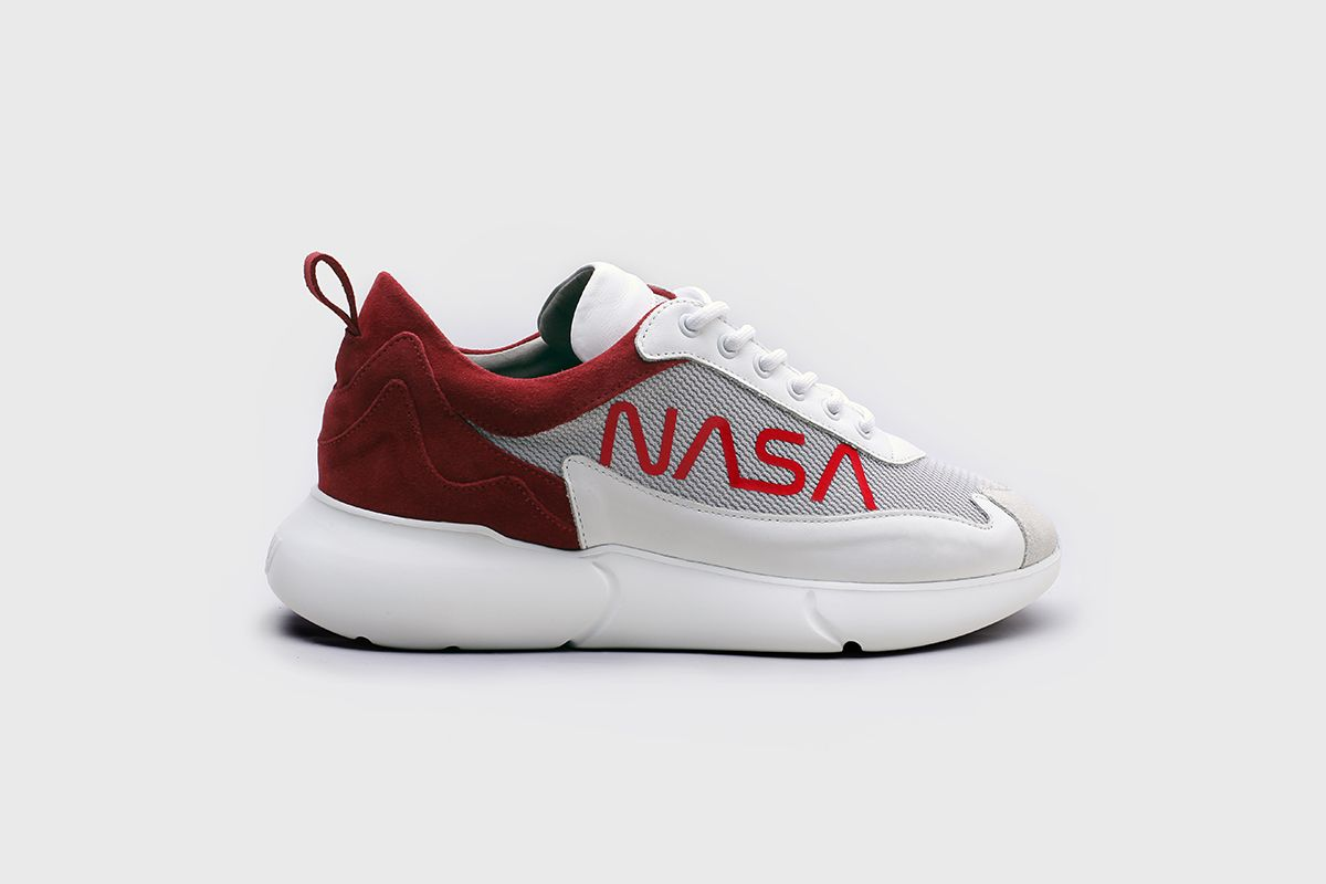 Here's How to Cop Mercer Amsterdam's Final NASA Sneaker Collab