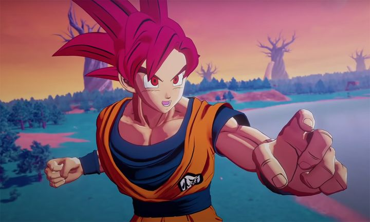 Dragon Ball Z: Kakarot DLC Trailer