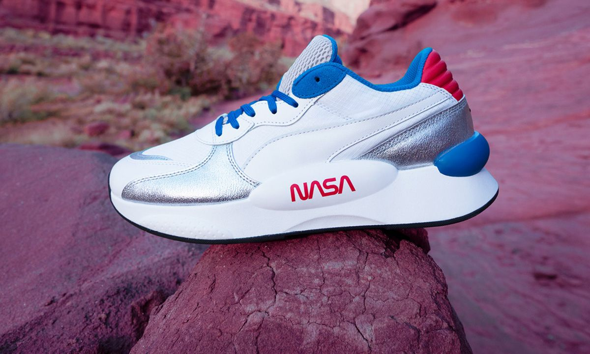 Get Ready to Raid Area 51 in PUMA's Space Explorer Pack