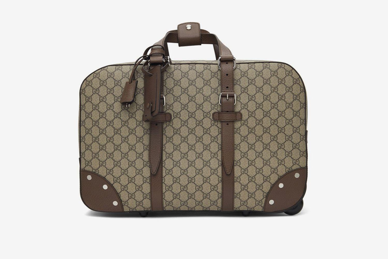 Wheeled Carry-On Weekender Bag