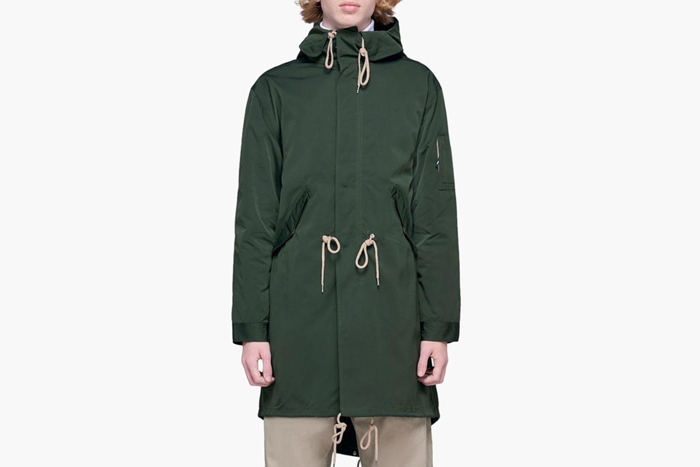 William Parka Coat