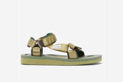 Depa-V2 Velcro-Strap Sandals