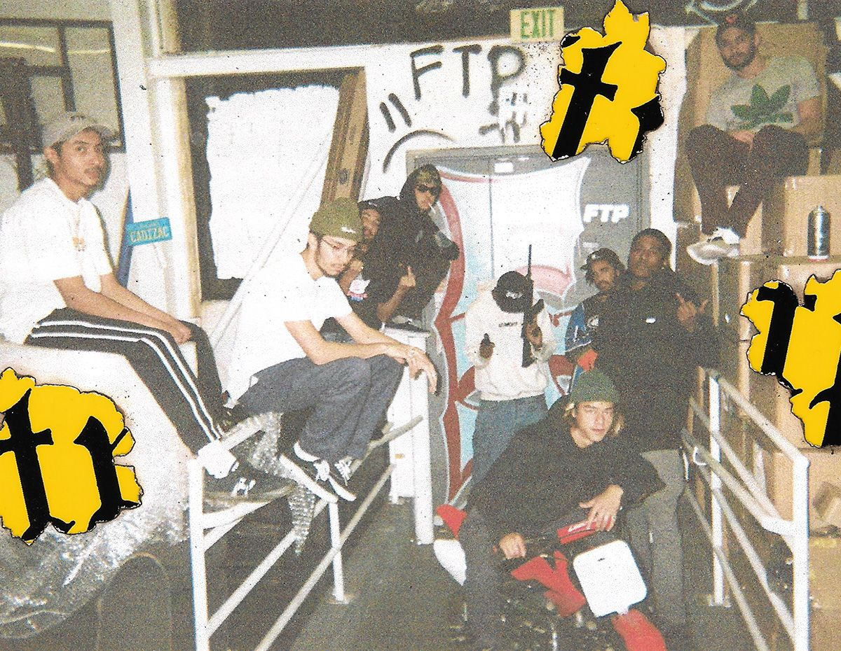 How FTP is Taking Streetwear Back to Its Roots
