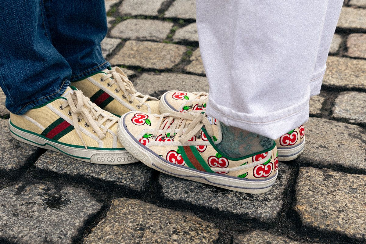 A Photo Diary of Berlin with Gucci's Tennis 1977 Sneaker 6